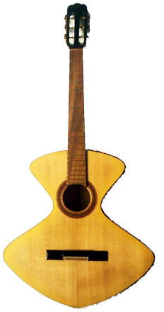 Aco Guitar AC120 Top